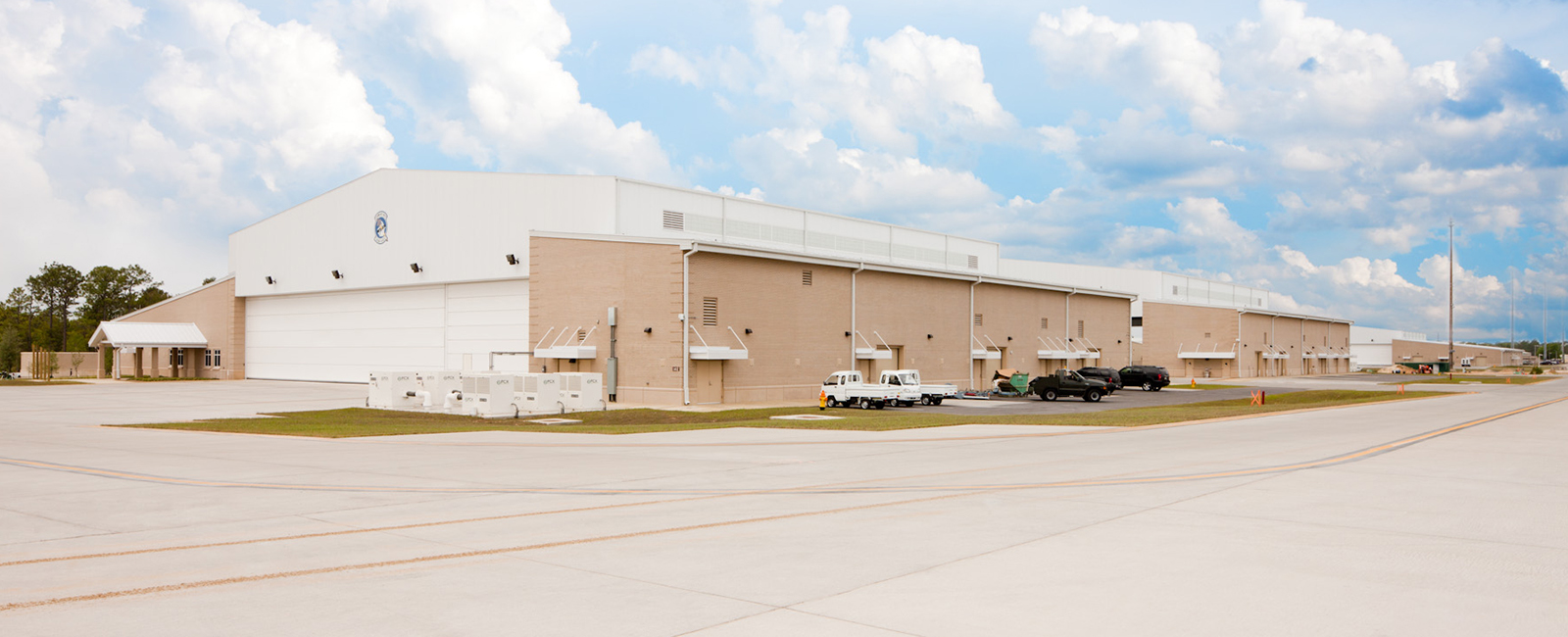 JSF Navy/Marine Corps SO/AMU Hangar - Eglin AFB | Projects