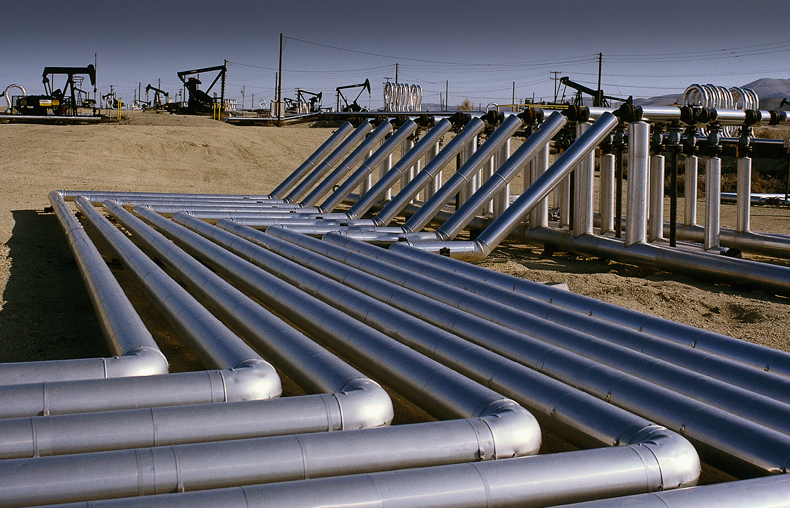 Pipeline to the Crude Oil Market