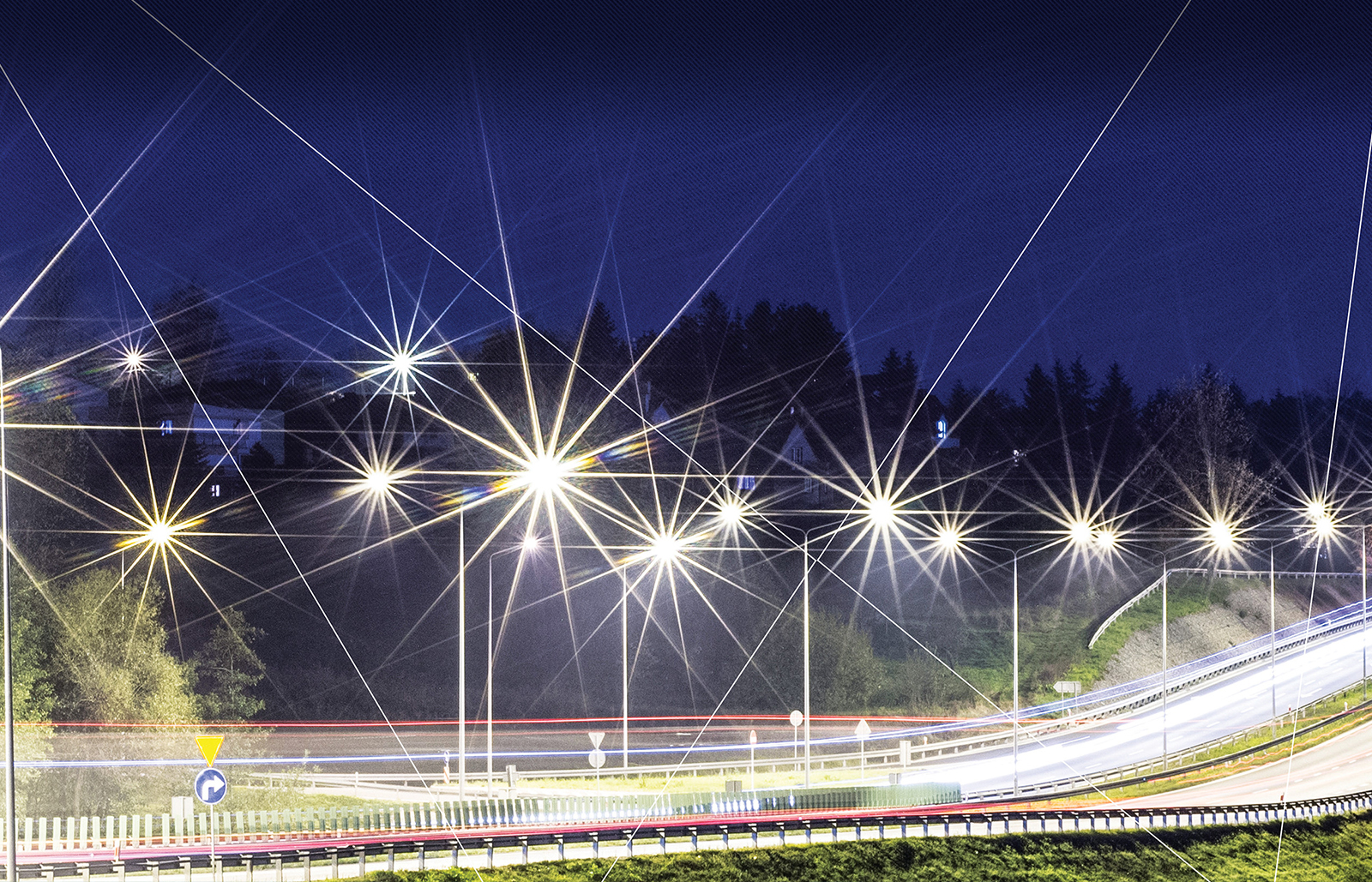 Lights, Camera, Interaction - Smart Streetlight Technology
