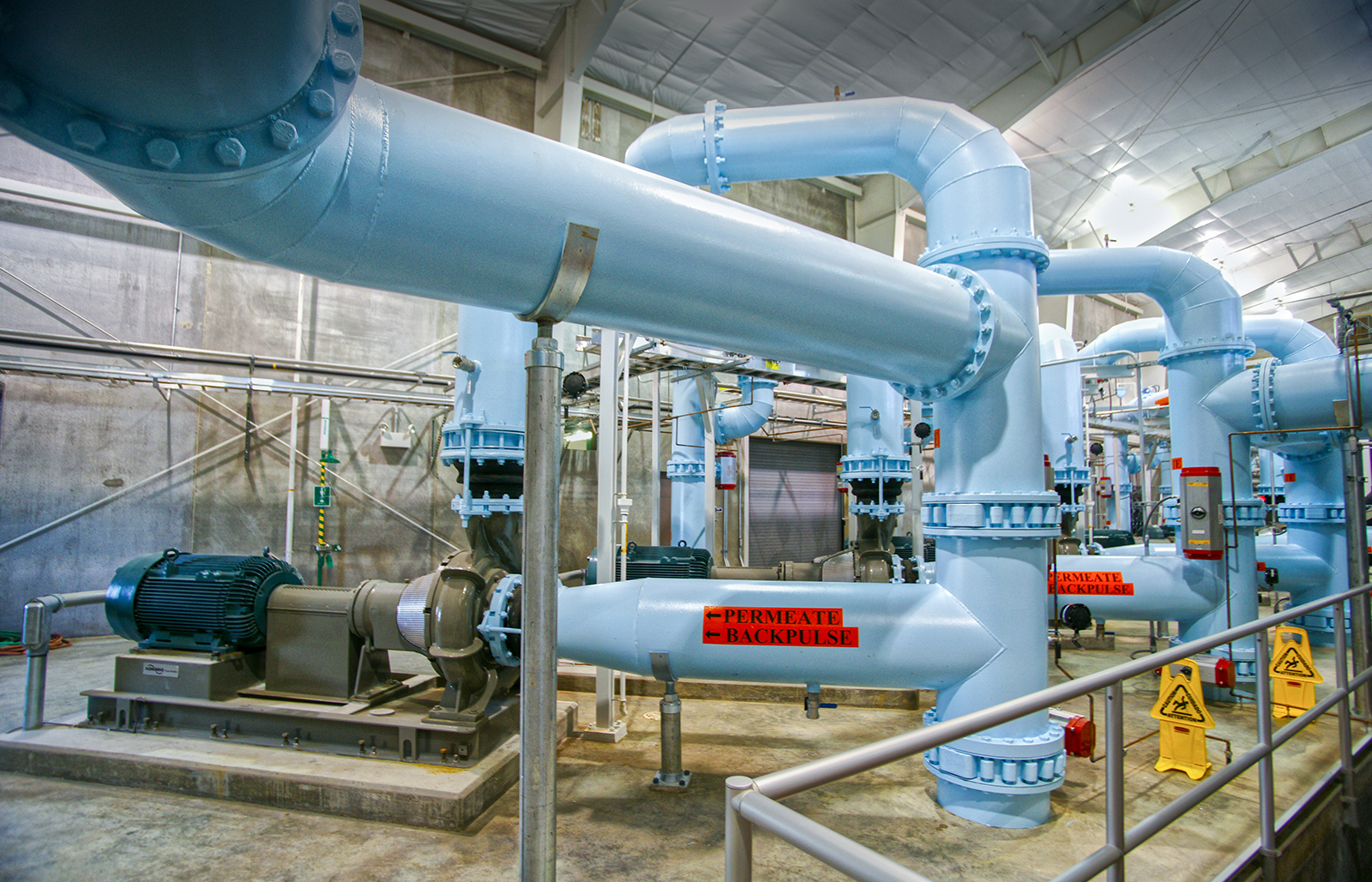 Wichita Aquifer Storage and Recovery Water Treatment Plant