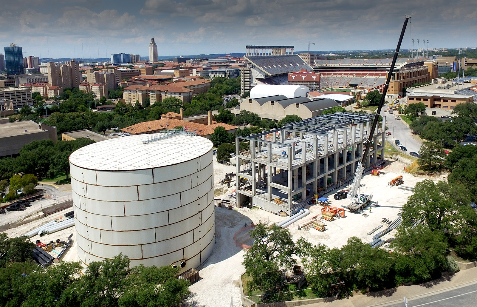 University of Texas at Austin District Energy System - Burns & McDonnell