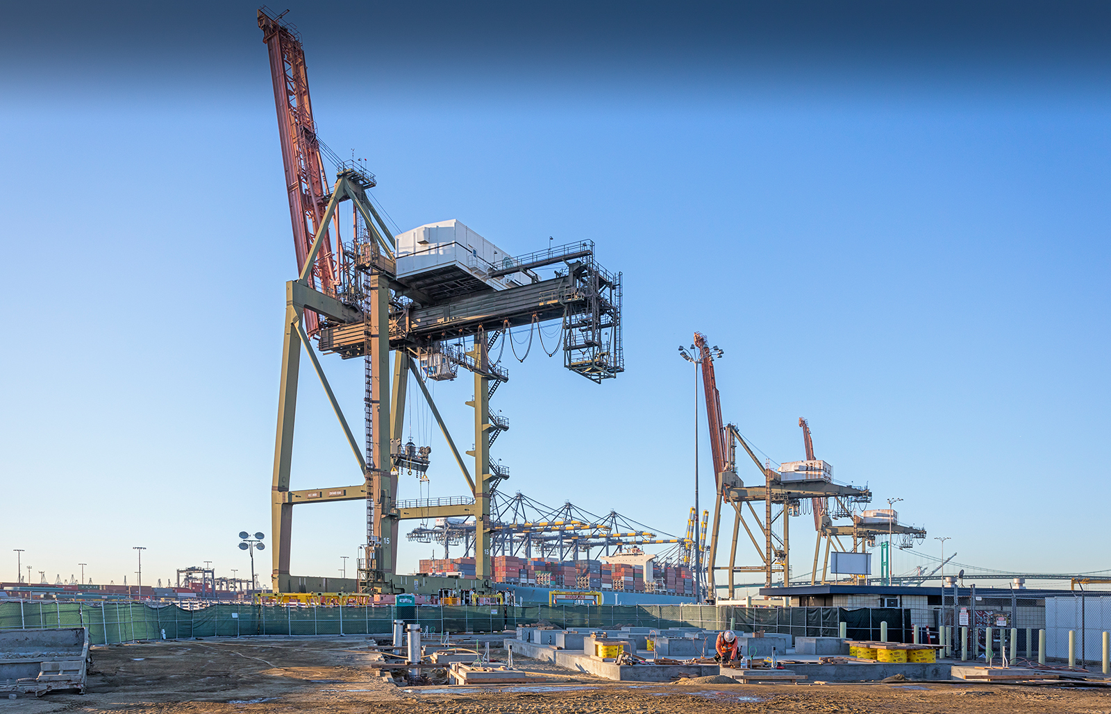 Revolutionizing Marine Terminal Operations - Burns & McDonnell