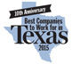 Best Companies to Work for in Texas