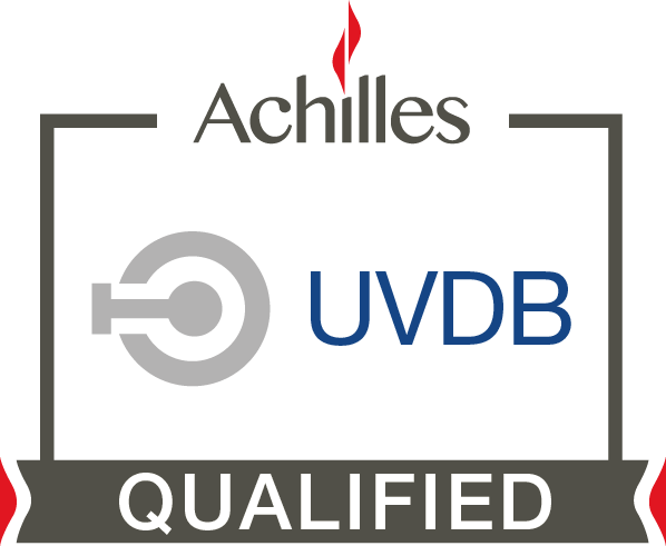 Achilles UVDB Qualified Stamp