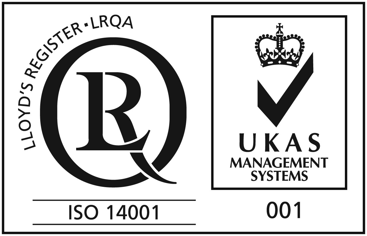 ISO 14001, Lloyd's Register LRQA, UKAS Management Systems