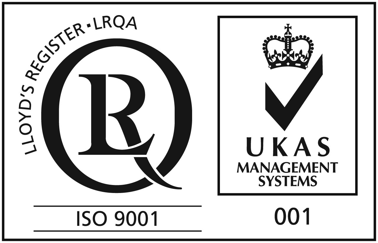 ISO 9001, Lloyd's Register LRQA, UKAS Management Systems