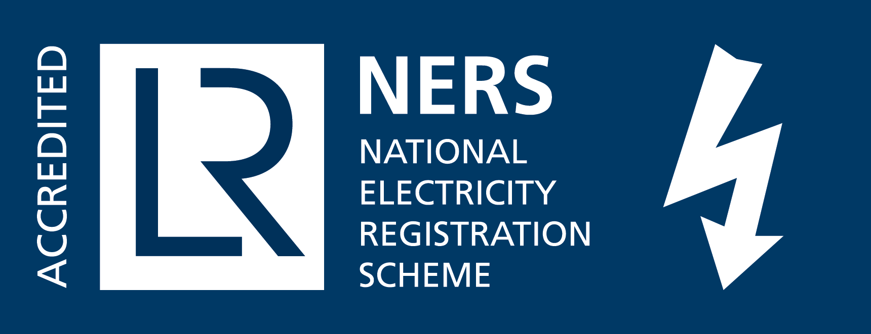 Accredited: NERS - National Electricity Registration Scheme
