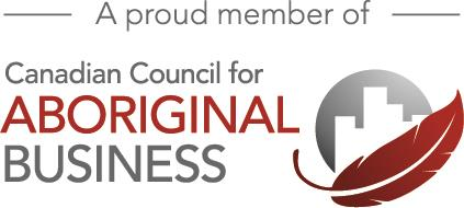 A proud member of the Canadian Council for Aboriginal Business (CCAB)