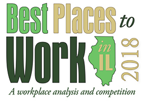 2018 Best Places to Work in Illinois