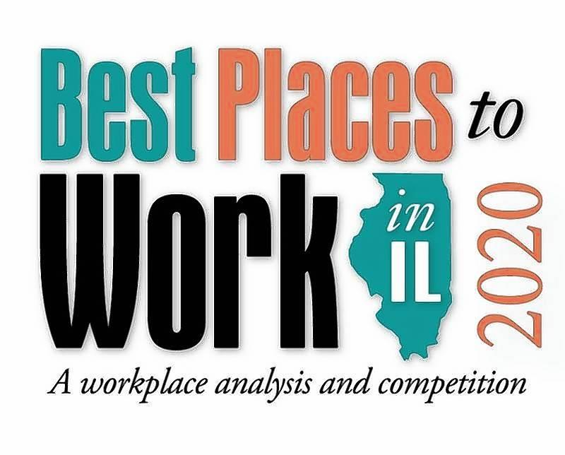 Best Places to Work in Illinois 2020, Daily Herald Business Ledger