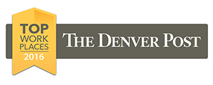 Denver Post Top Workplaces 2016