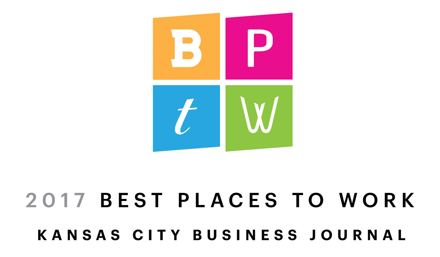 2017 Best Places to Work, Kansas City Business Journal