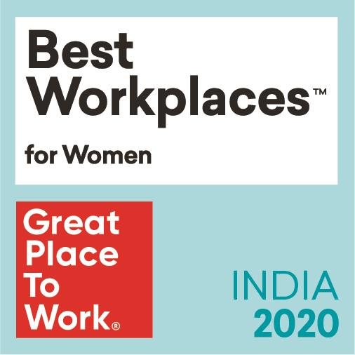 Best Workplaces for Women | Great Place to Work India 2020