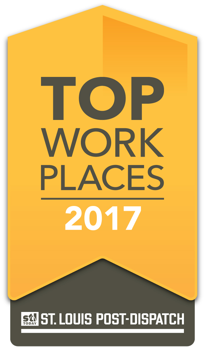 St. Louis Post-Dispatch Top Workplaces 2017