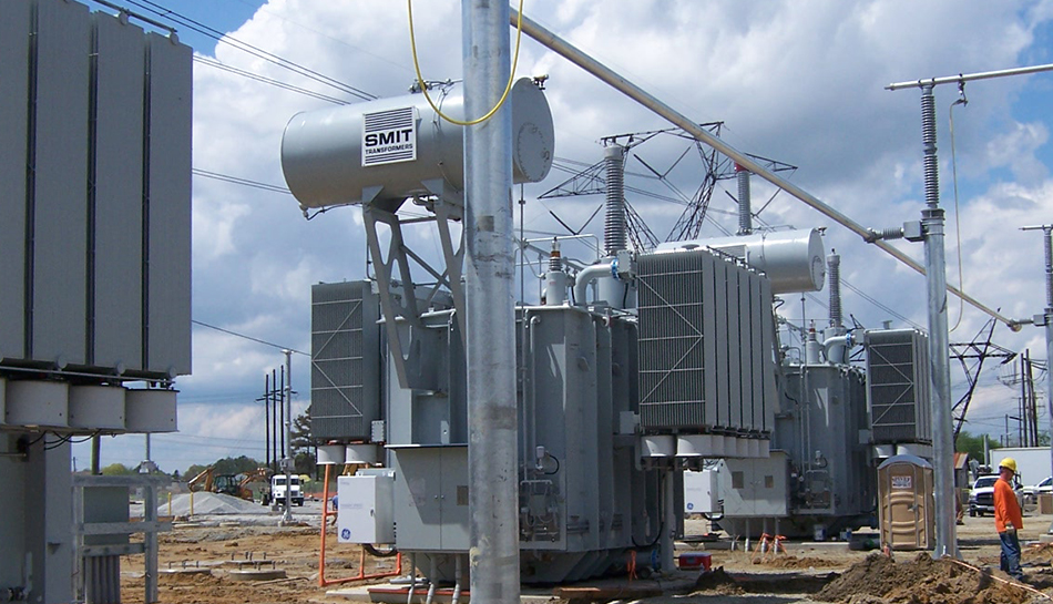 Suffolk 500 Kv Substation Projects Burns Amp Mcdonnell