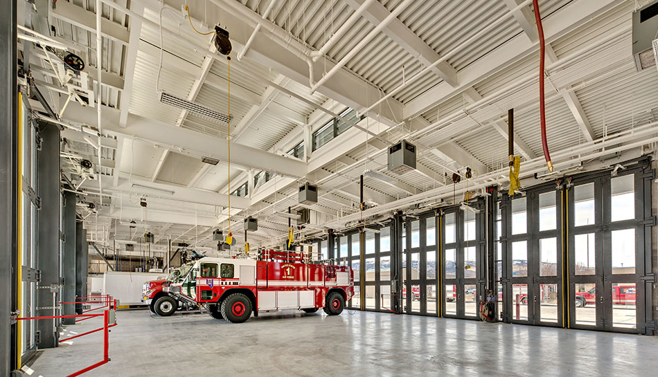 152nd Airlift Wing Fire Station Reno Angb Projects