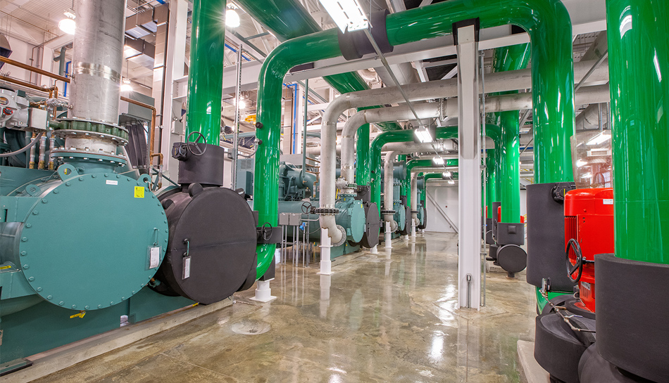 Campus Chilled Water Plant Projects Burns Amp Mcdonnell